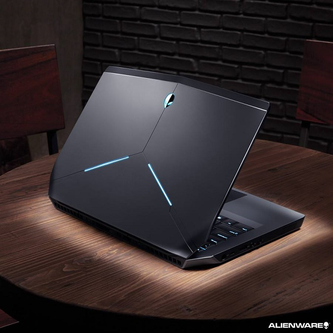Alienware Launches The Alienware 13 Gaming Laptop With A Twist
