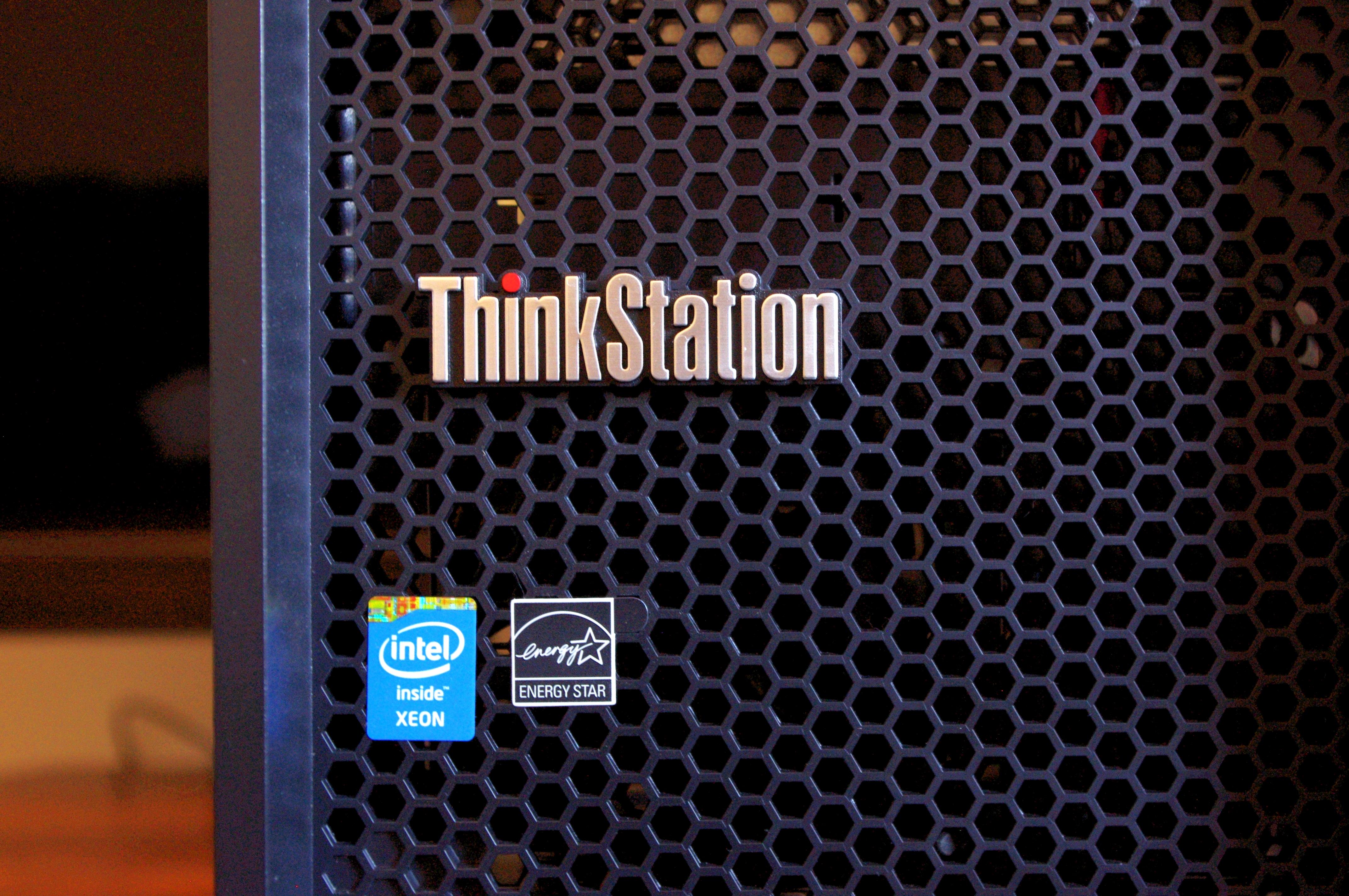 Lenovo Thinkstation P300 Workstation Review Haswell Plus Quadro Logo Stiker Intel Nvidia Amd Energy Star Windows Visual Inspection