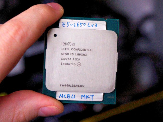 Intel Haswell-EP Xeon 12 Core Review: E5-2650L V3 and E5