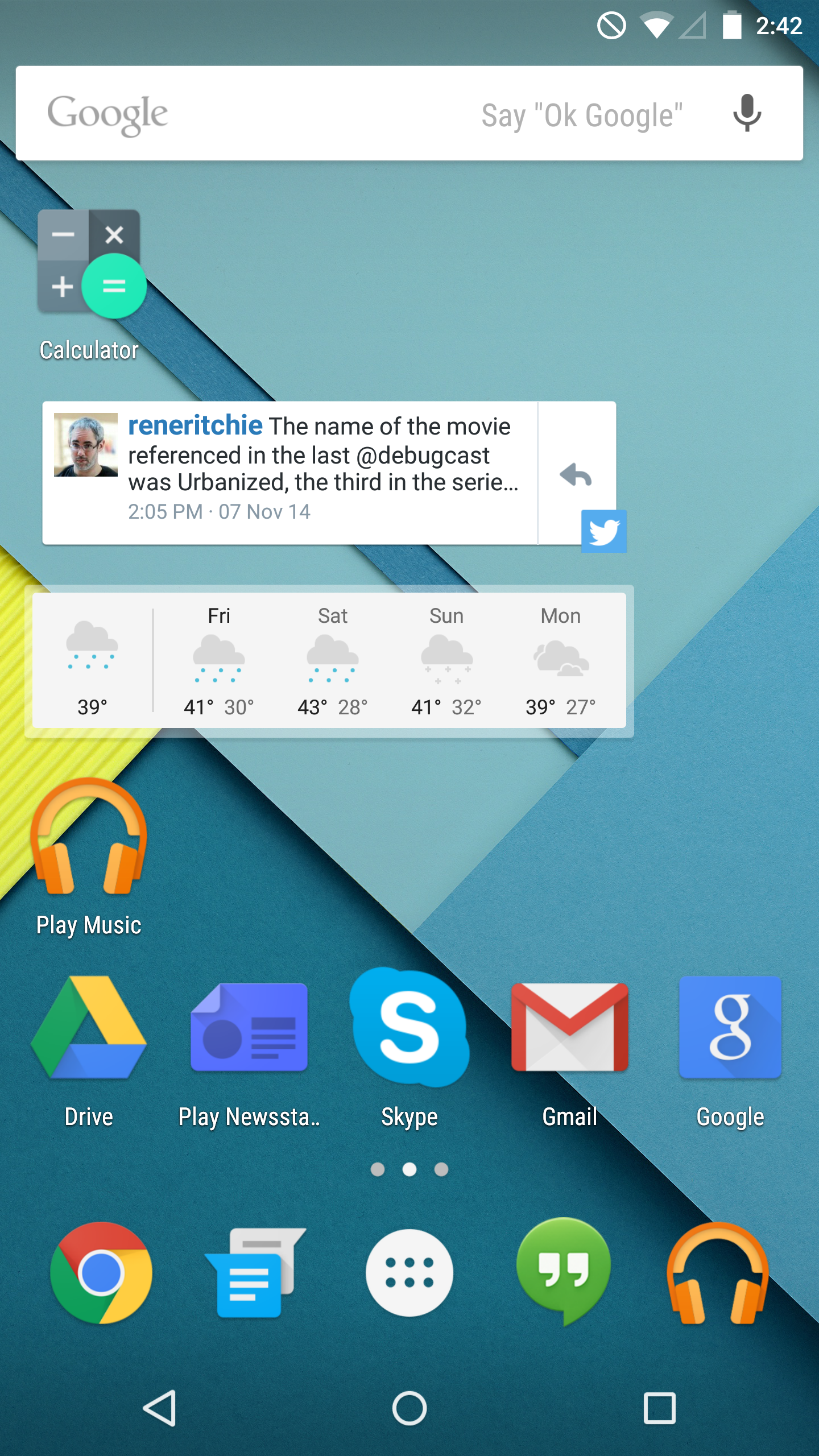 Software: Android Lollipop - The Nexus 6 Review