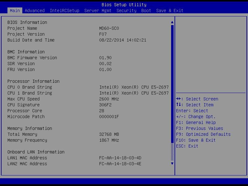 gigabyte motherboard model numbers list