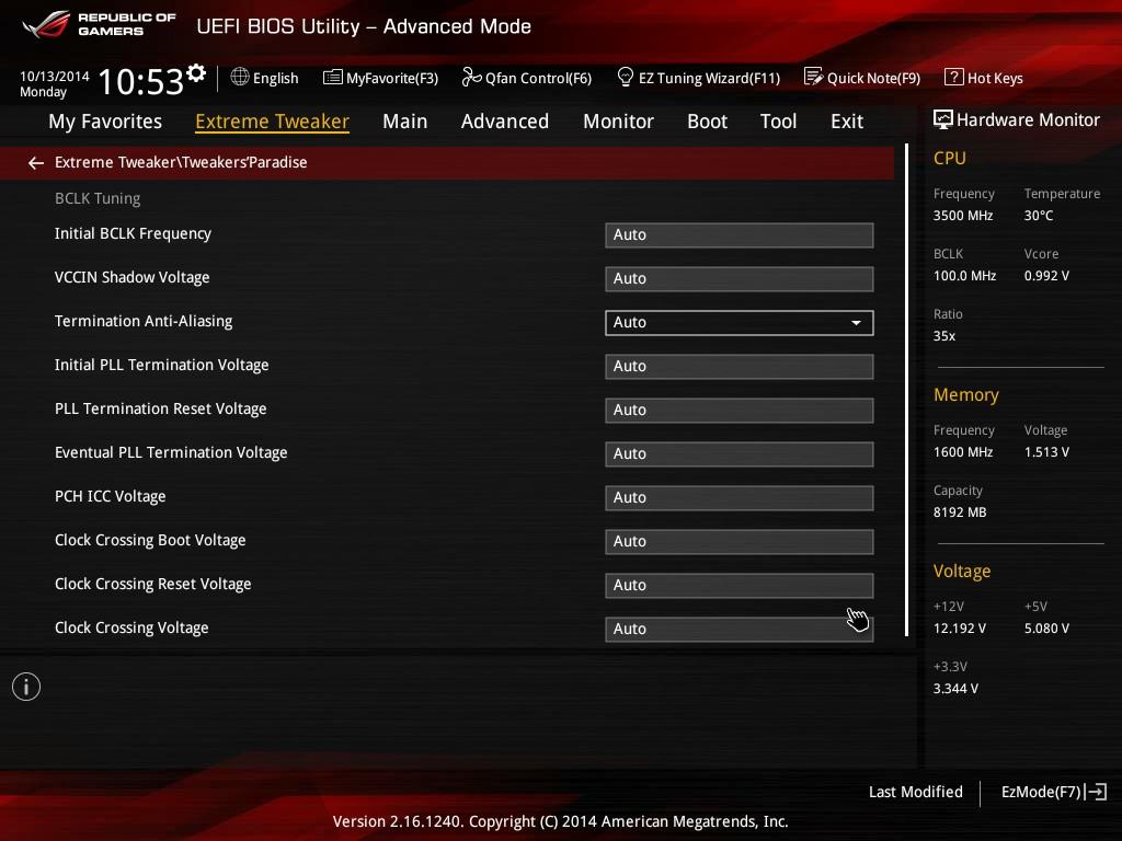 BIOS - ASUS Maximus VII Impact Review: Premium Gaming Z97 in
