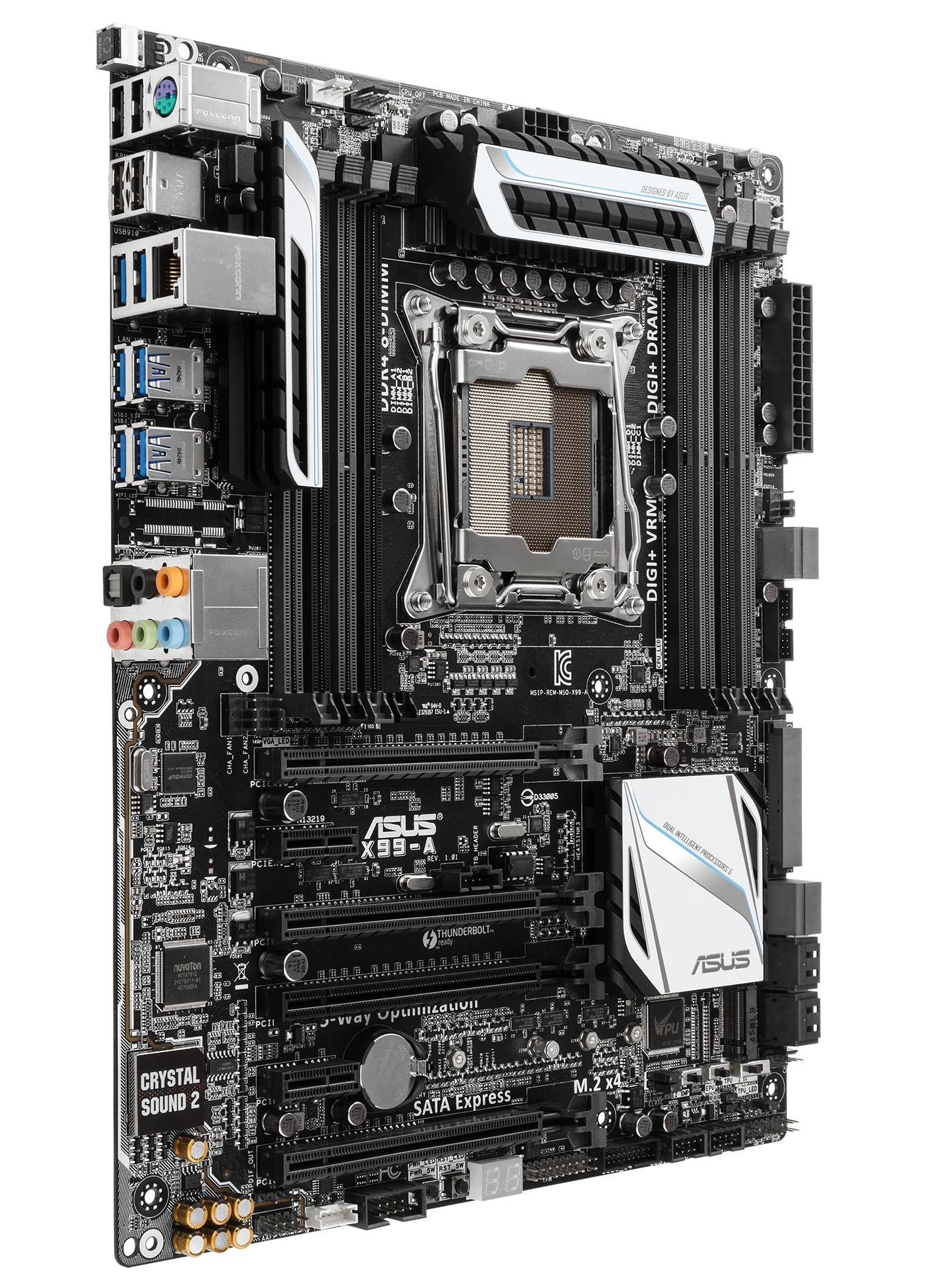 ASUS X99-A Motherboard Review