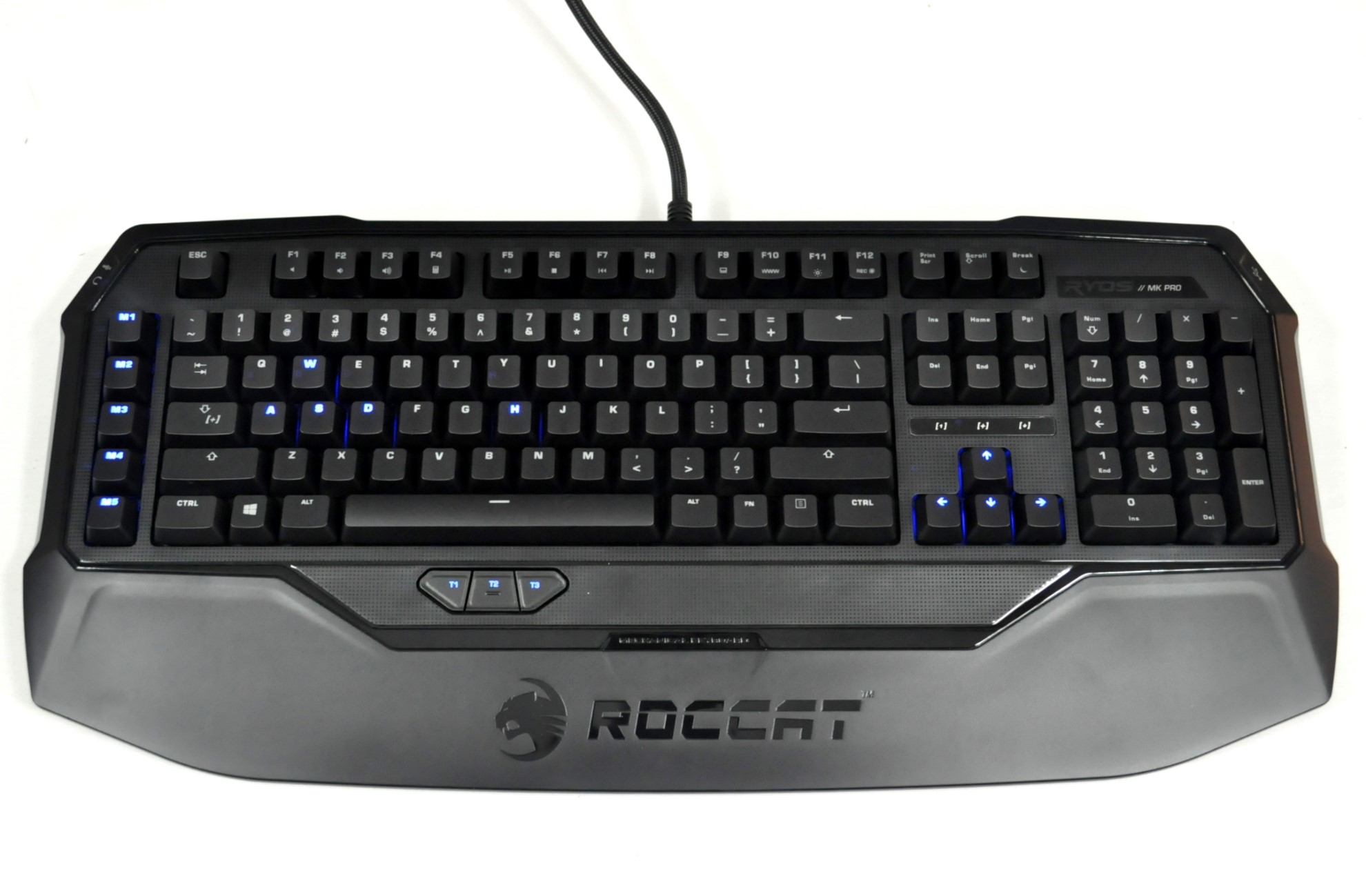 roccat ryos mk pro mechanical gaming keyboard capsule review