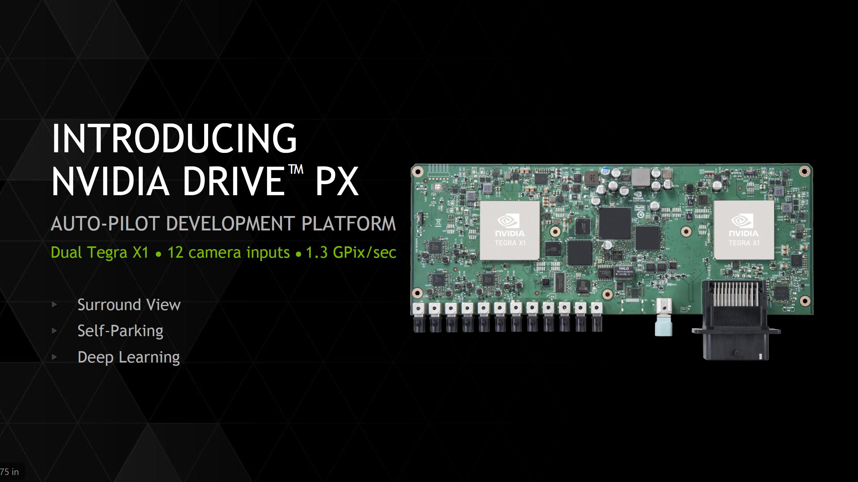 Resultado de imagen para nvidia drive px 3