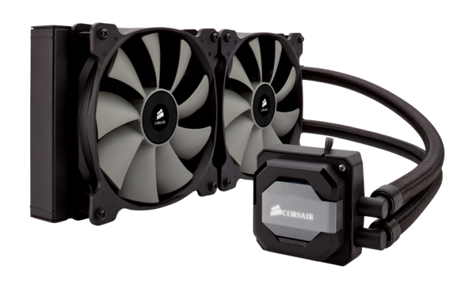 Corsair Debuts the Hydro H110i GT AIO Cooler and HG10 N780