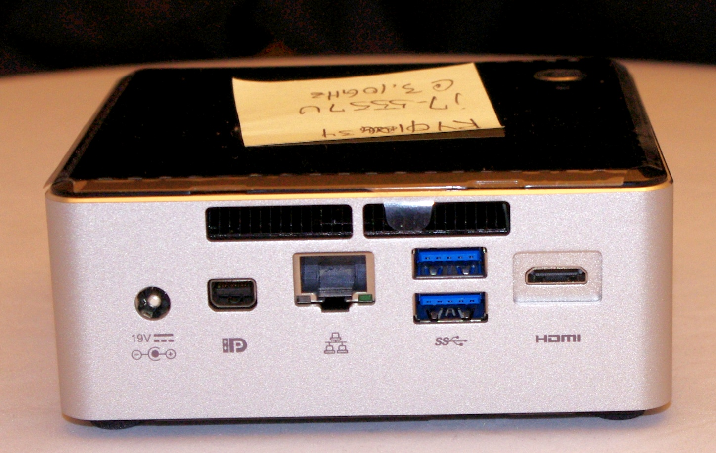 Intel Updates the NUC at CES 2015 with Broadwell-U