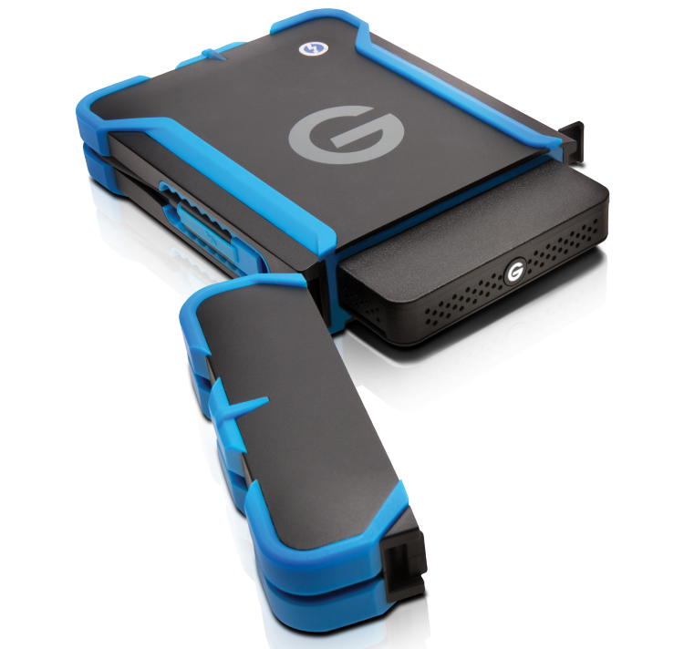 G Technology S Evolution Series Goes Rugged