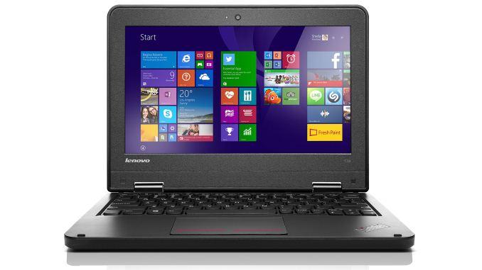 Lenovo Updates ThinkPad 11e Series for Education