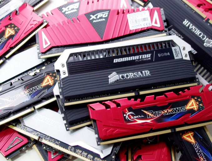 DDR4 Haswell-E Scaling Review: 2133 to 3200 with G Skill, Corsair
