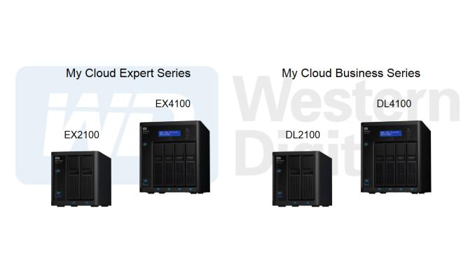 Western Digital My Cloud Nas Updates Target Prosumers And