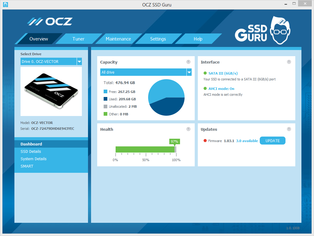 OCZ TOOLBOX DRIVERS FOR MAC