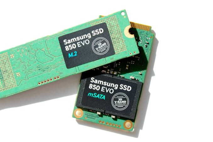 the samsung ssd 850 evo msata m 2 review
