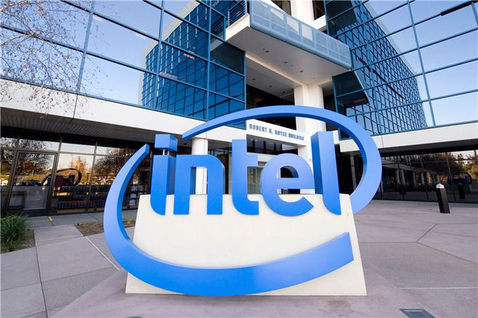 intel building 678x452 678x452 678x452 575px Intel at MWC 2015: SoFIA, Rockchip, Low Cost Integrated LTE, Atom Renaming and 14nm Cherry Trail