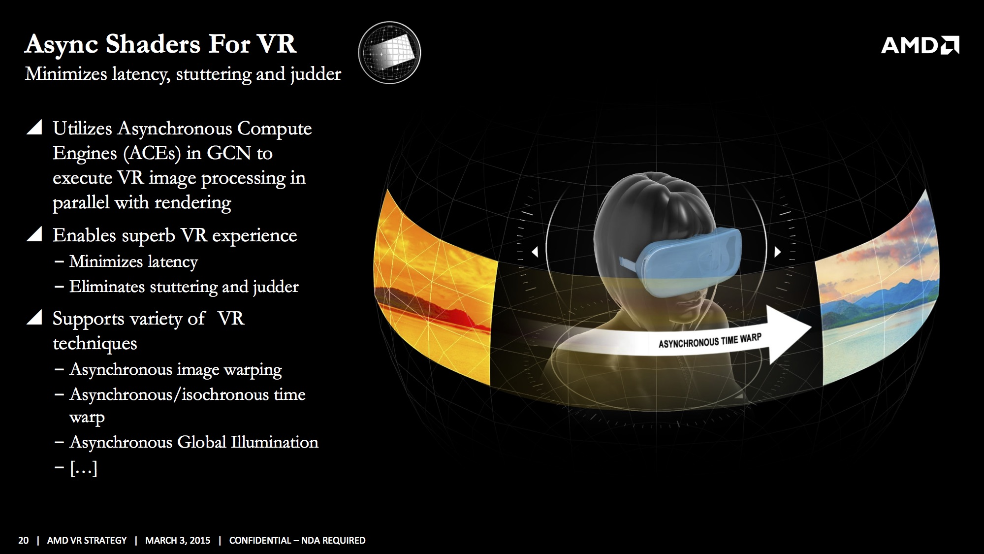 AMD's LiquidVR Announced: AMD Gets Expanded VR Headset