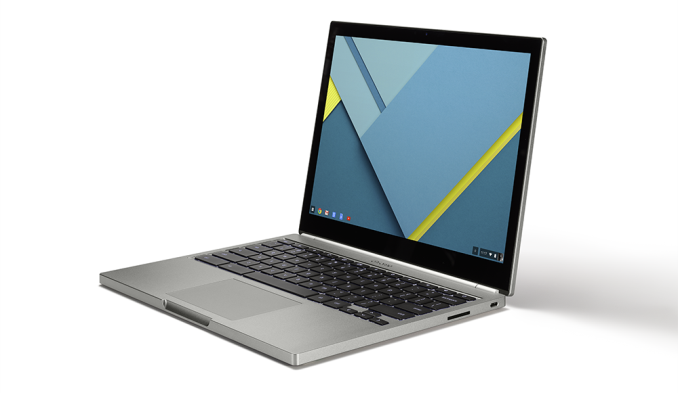 Google Launches The New Chromebook Pixel (2015)