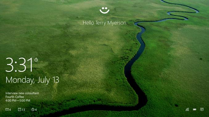 Windows 10 News: New Authentication, New Storage Savings