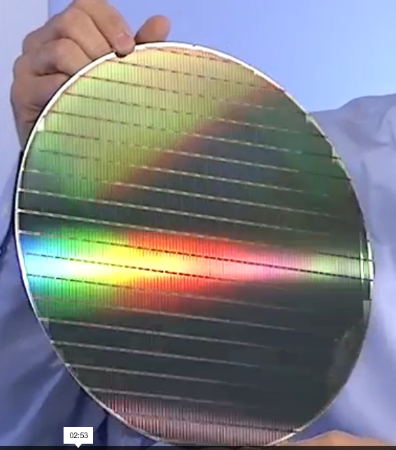 Estimating Intel Micron 32 layer 3D NAND Die Size
