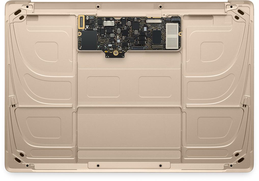 The Macbook S Design The 2015 Macbook Review