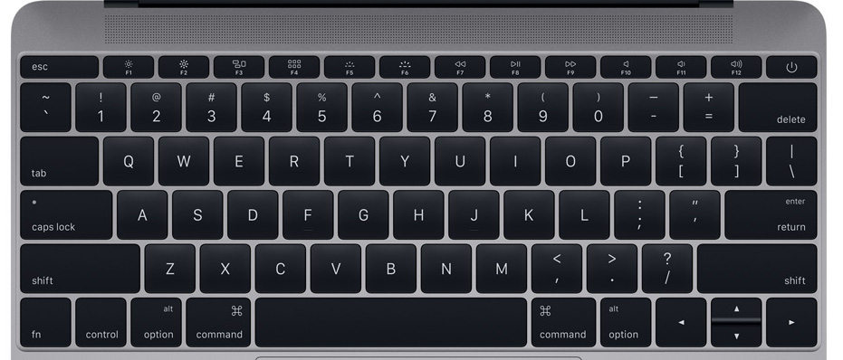 Getting Thinner New Keyboard Keys Switches The 2015 Macbook