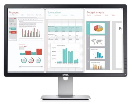 Dell Announces Mainstream 2560x1440 P2416D Display