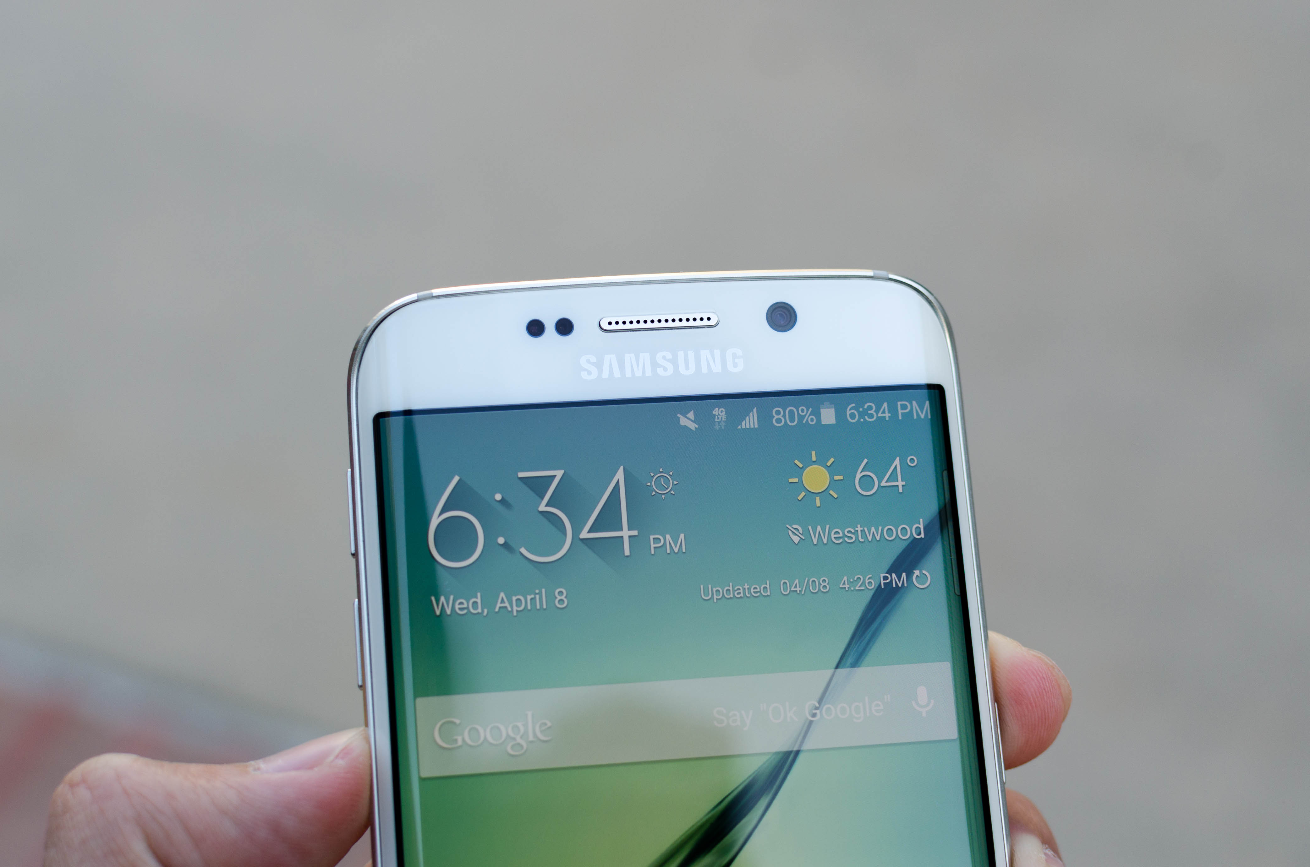 The Samsung Galaxy S6 and S6 edge Review