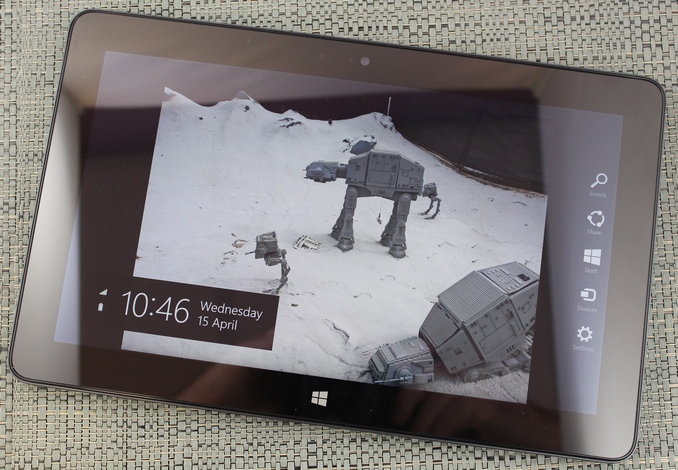 Design - The Dell Venue 11 Pro 7000 Review
