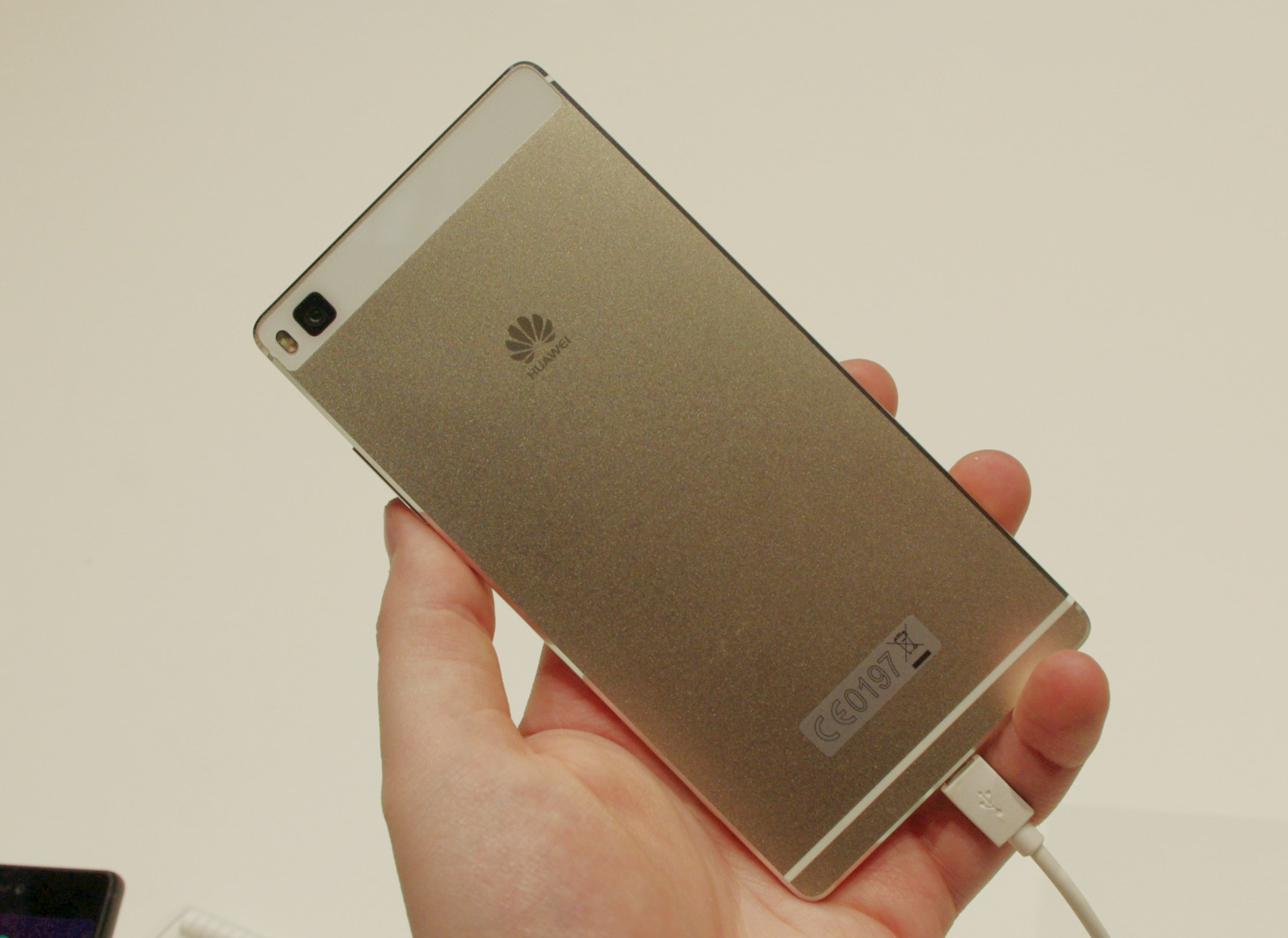 Huawei Announces New P8 And P8 Max