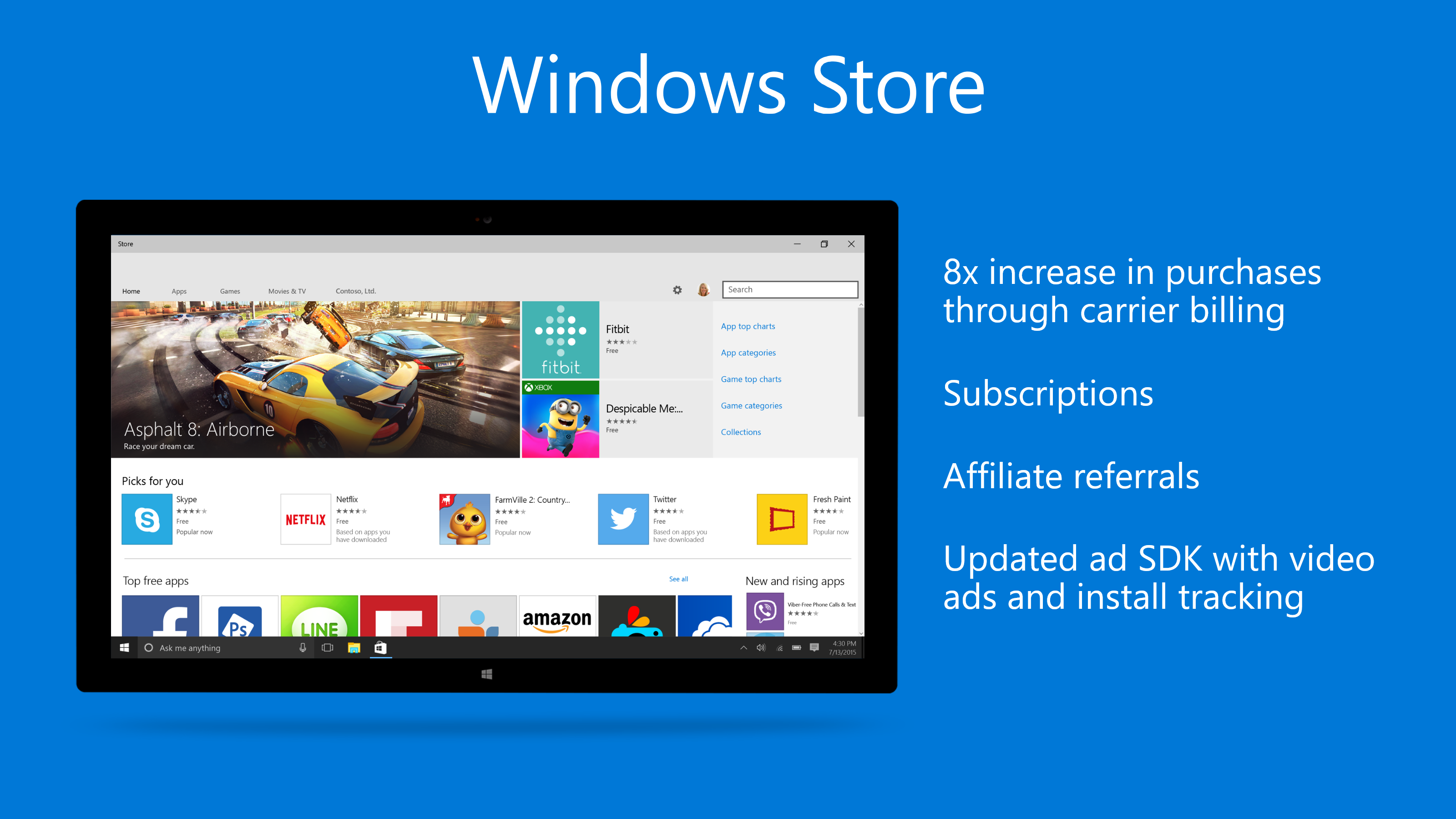 Microsoft Details Improvements To The Windows Store For