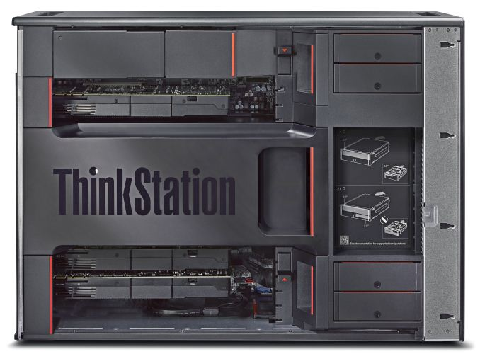 Lenovo ThinkStation P900 Intel SSD New