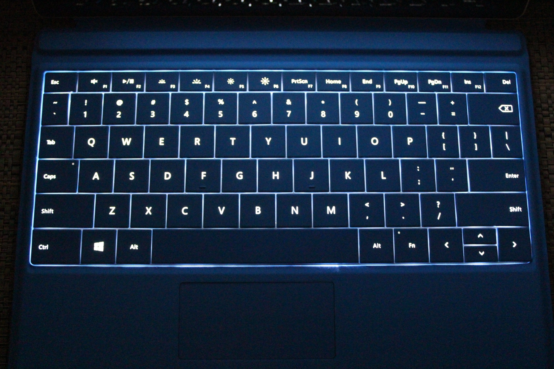 Surface 3 Keyboard Not Working