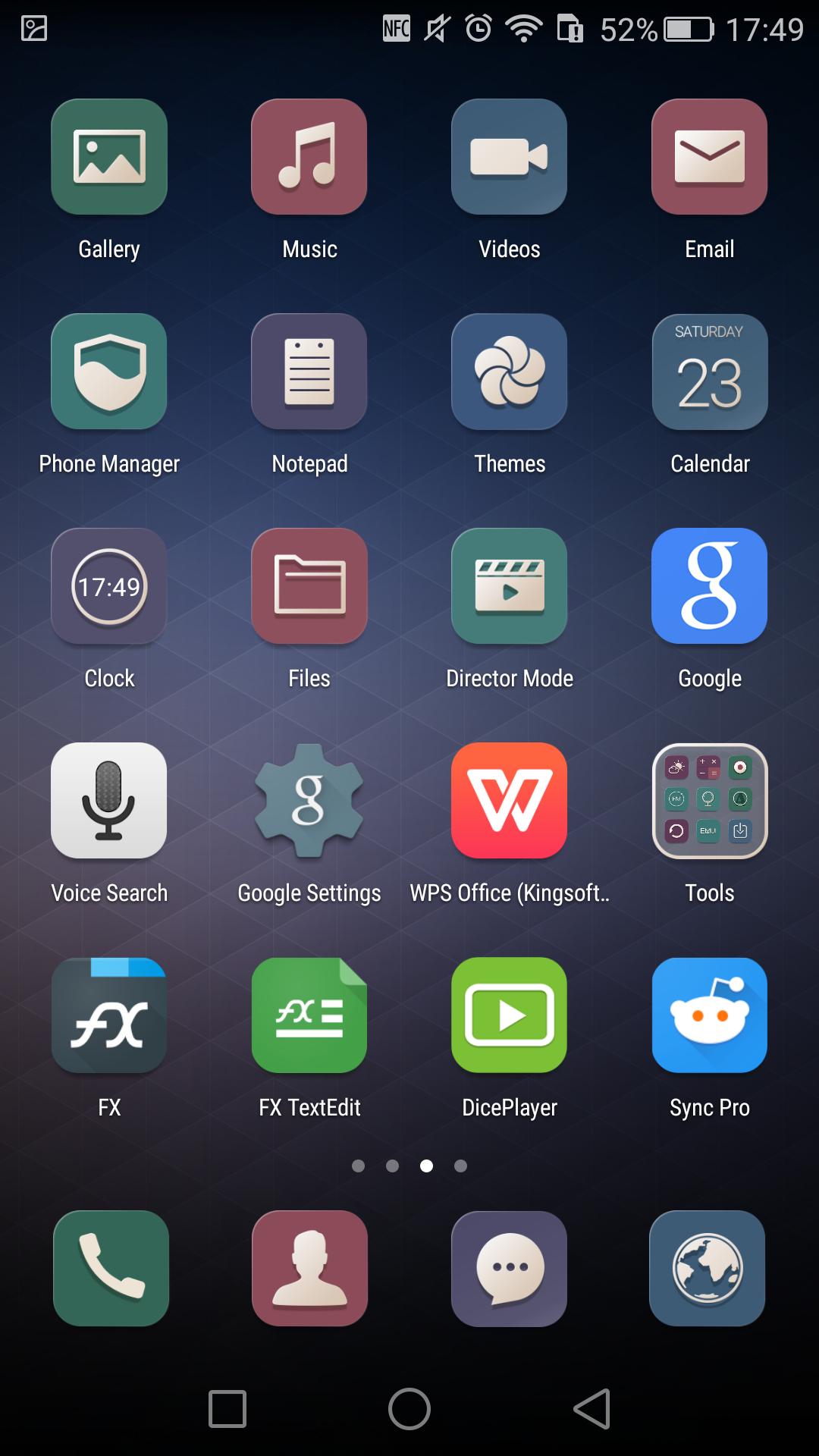 huawei p8 apps
