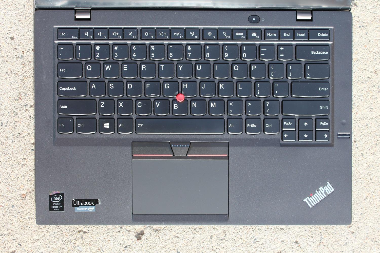 Thinkpad X1 Carbon Design