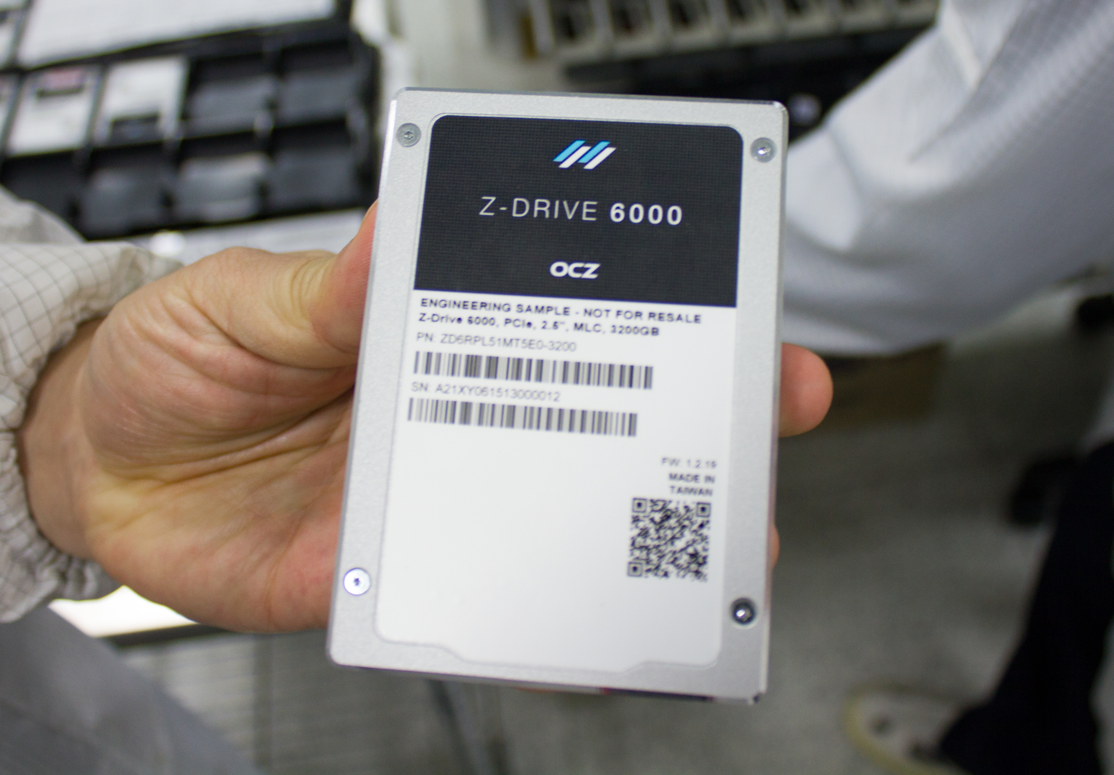 Driver: OCZ Z-Drive 6000/6300 SSD