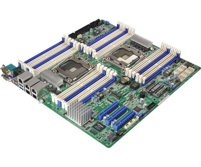 ASRock Rack Announces EP2C612D24 And 4L Dual Socket Haswell EP With 24 DDR4 Slots
