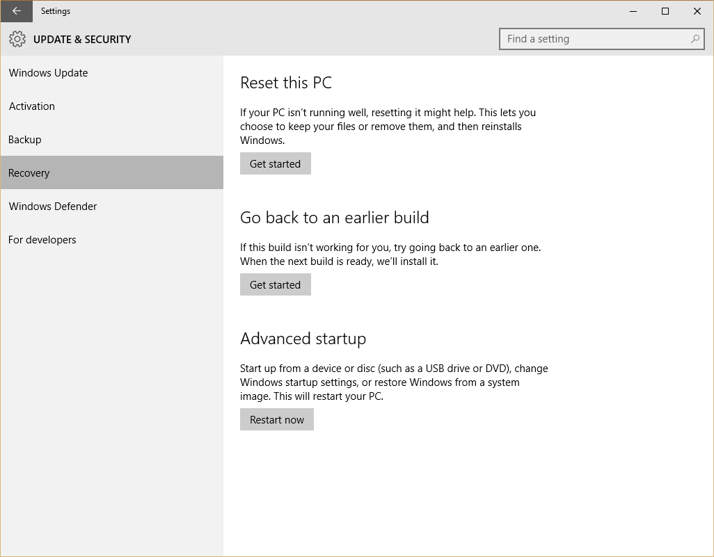Microsoft confirms you can clean install windows 10 after upgrading ccuart Gallery