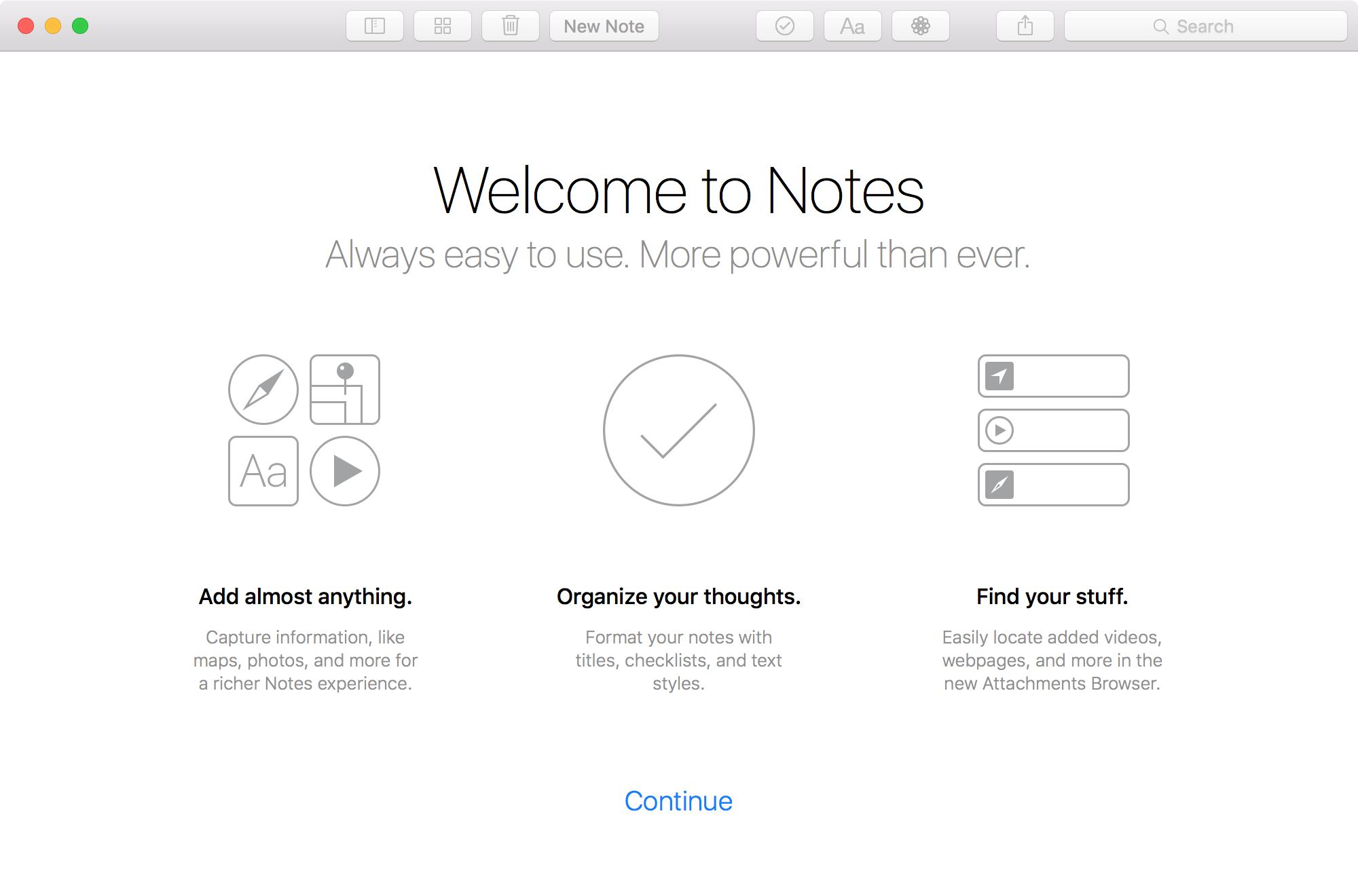 Notes Notes With Icloud