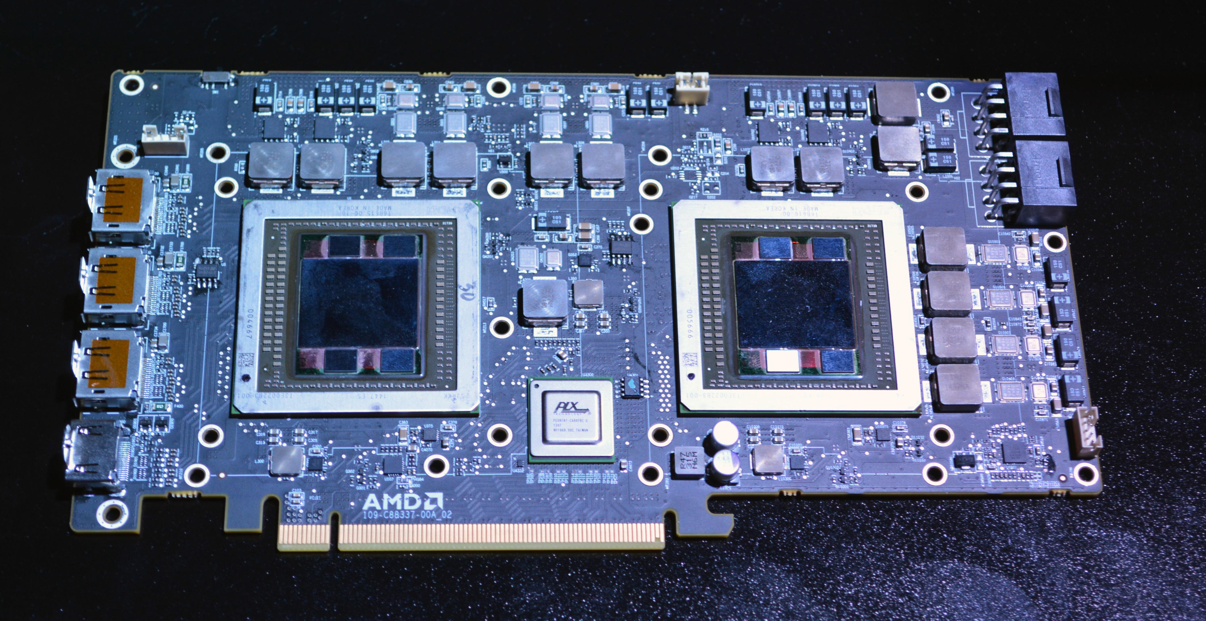 The Four Faces Of Fiji Quantum Too The Amd Radeon R9 Fury X Review Aiming For The Top