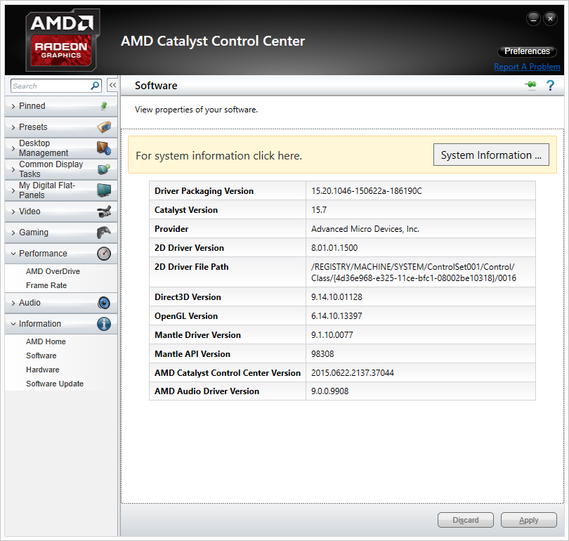 Amd ccc drivers for mac free