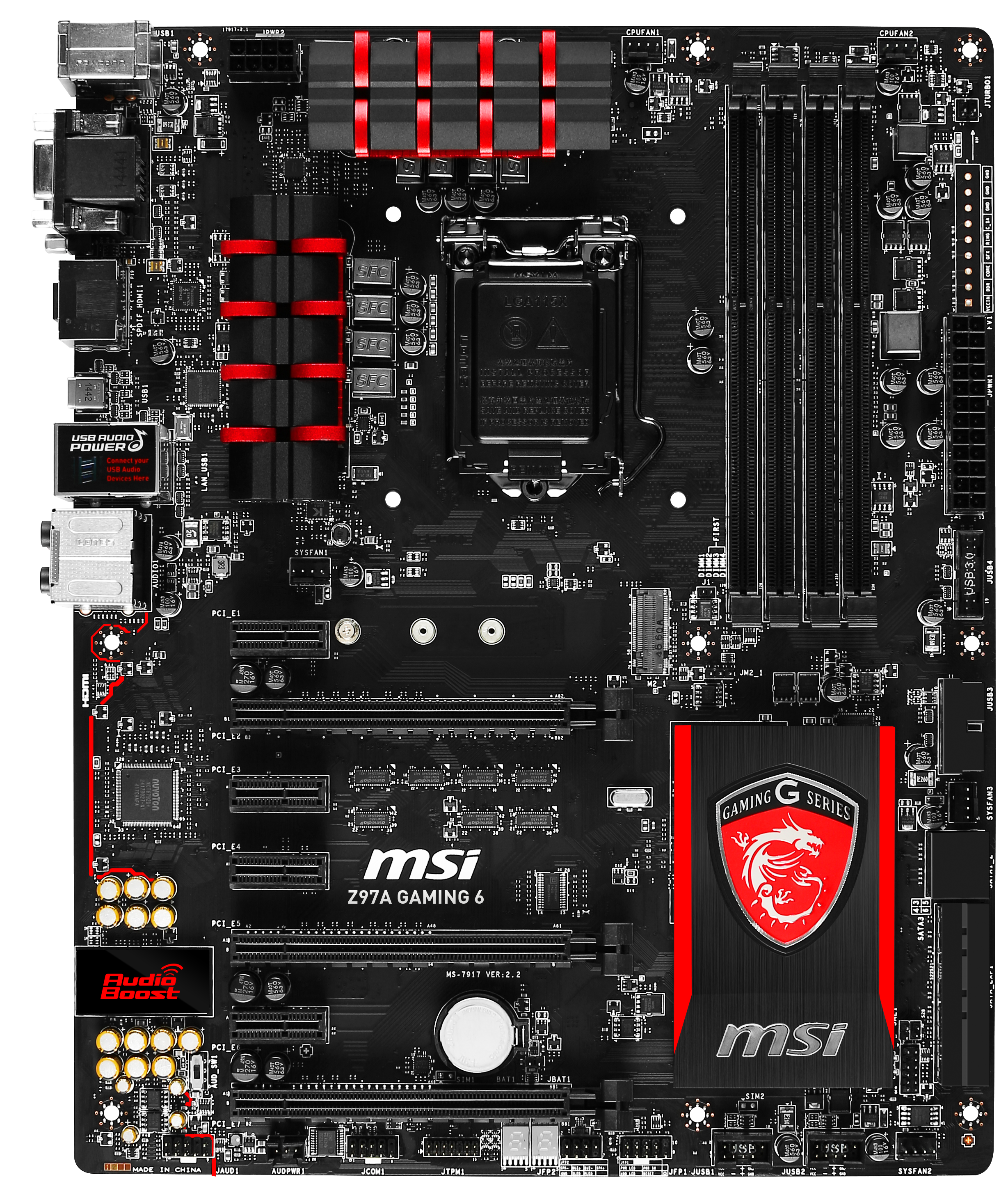 MSI Z170A Gaming M5 Motherboard Review - Tom's Hardware