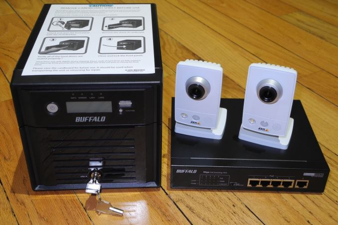 Buffalo TeraStation 5200 Network Video Recorder Review