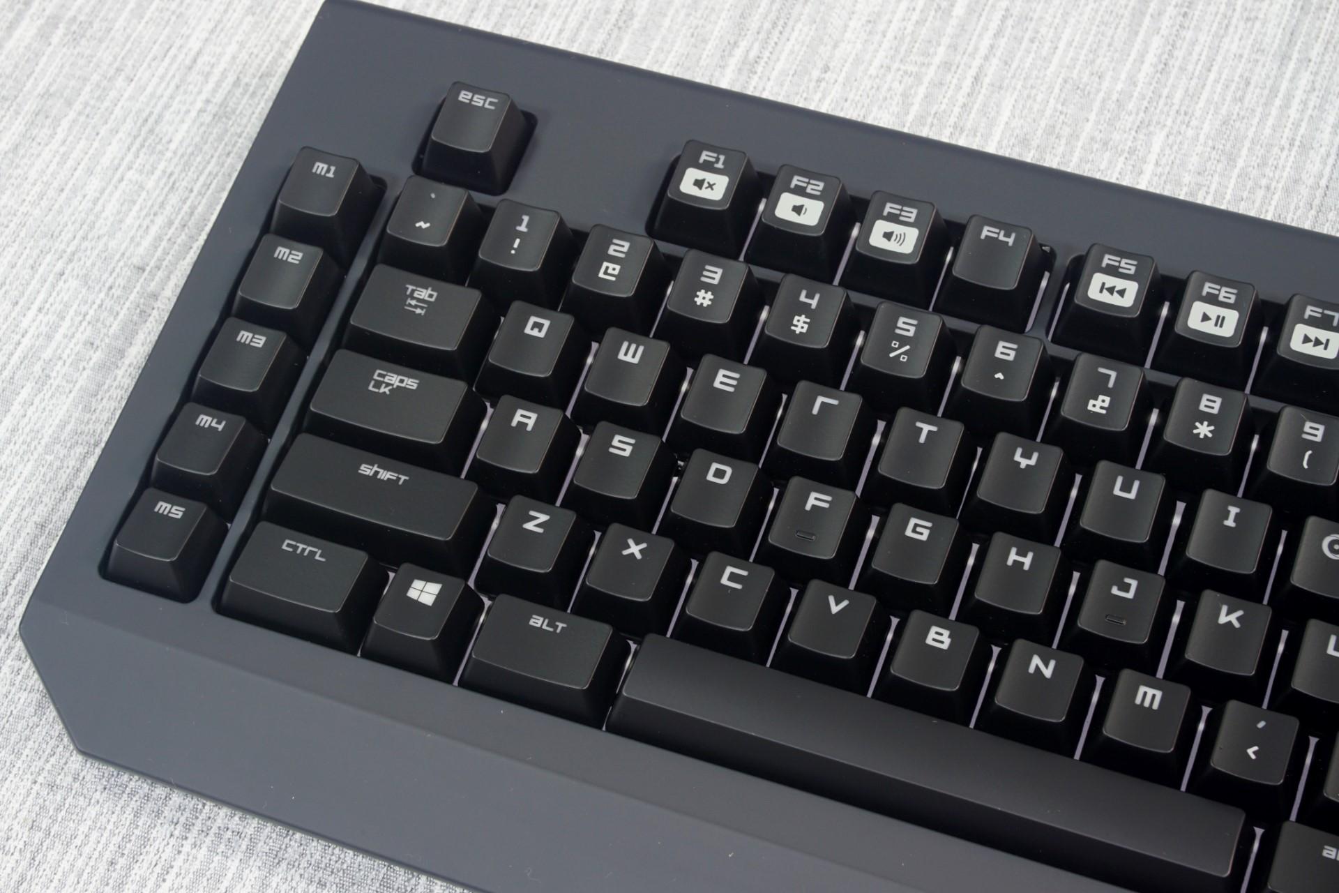 The ORIGIN PC BlackWidow Chroma Mechanical Gaming Keyboard ...