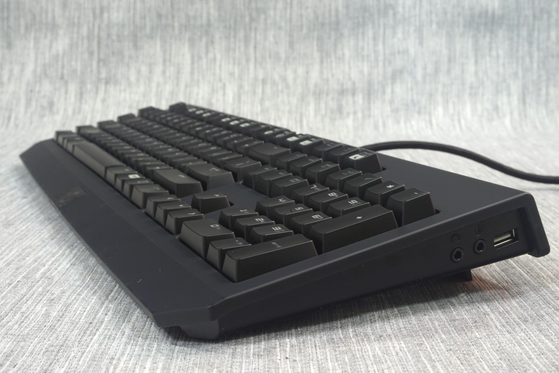 The ORIGIN PC BlackWidow Chroma Mechanical Gaming Keyboard