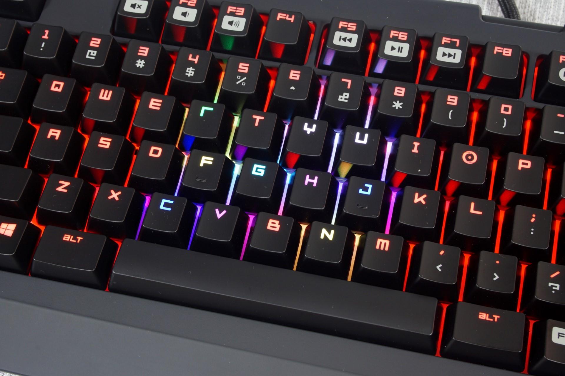 The ORIGIN PC BlackWidow Chroma Mechanical Gaming Keyboard - The