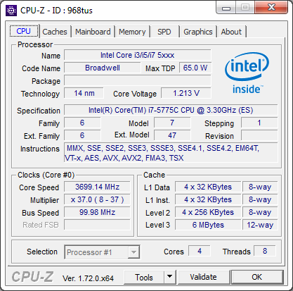 The Intel Broadwell Review Part 2: Overclocking, IPC and