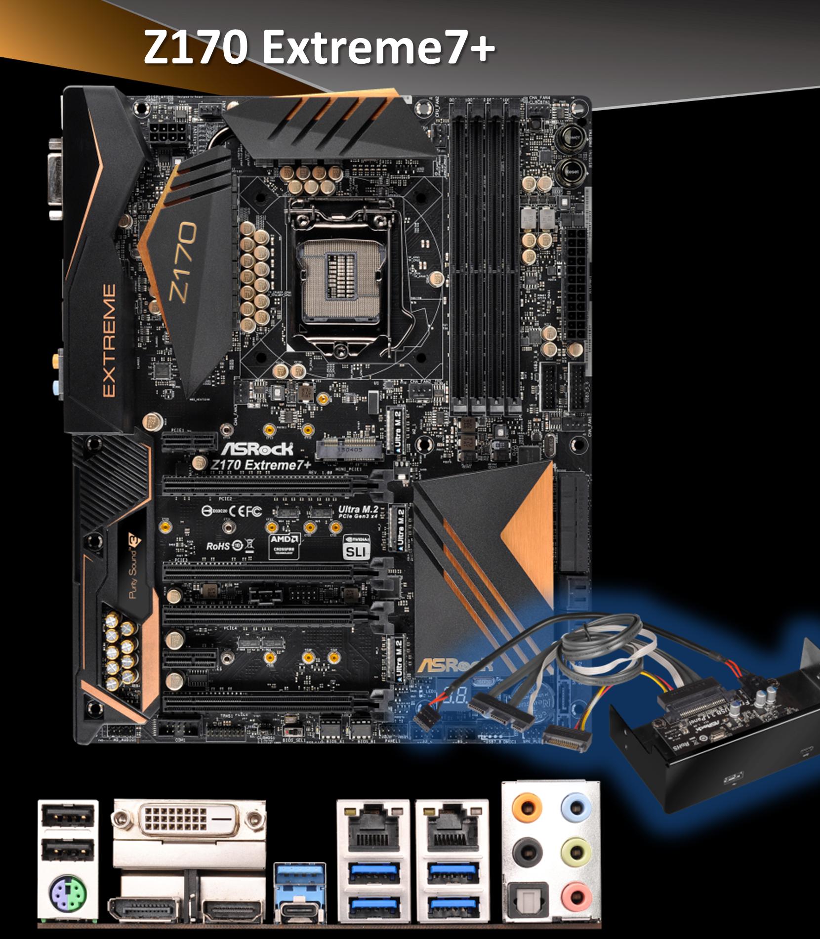 ASRock Z170 Extreme6+ Realtek Audio Drivers