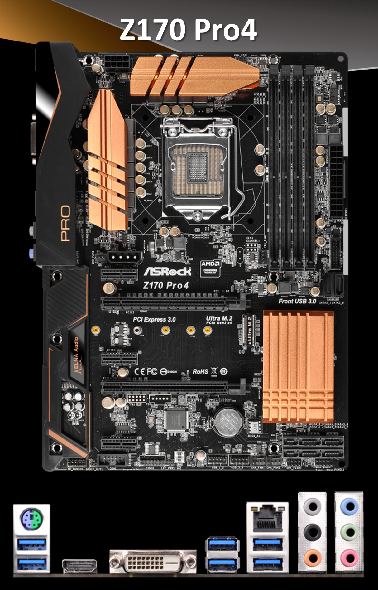 ASRock Z170 Pro4S Intel Graphics Driver for Windows Mac