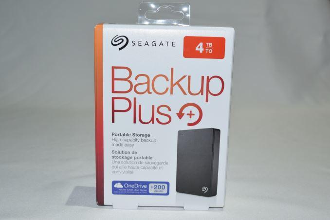 Seagate Backup Plus Portable 4tb Usb 3 0 Drive Review