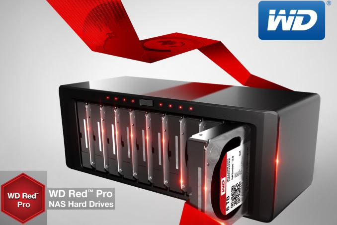 western digital updates wd red pro and wd black with 5 6tb models. Black Bedroom Furniture Sets. Home Design Ideas