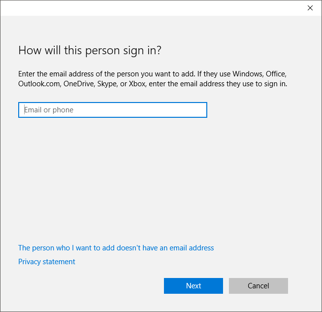 skype without microsoft account